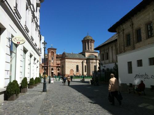 ブカレスト旧市街