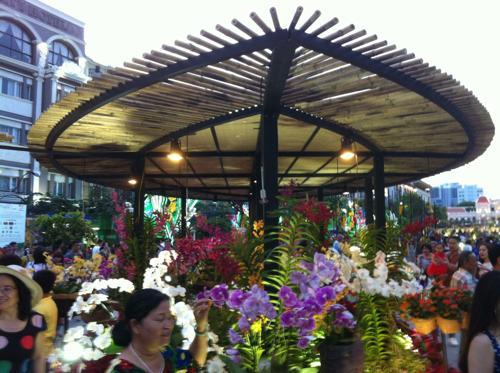 クアラルンプールの花屋